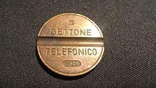GETTONE telefonico 7509 (1975) marchio di zecca intraoperatorio Token Coin