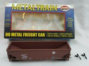 HO Metal Freight Car 85818 Scale Model Power 40' Quad Hopper BNSF 2212