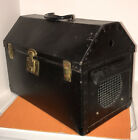 Vintage+%2F+Mid+Century+SMALL+PET+CARRIER+-+Eagle+Lock+Co.