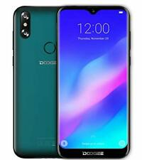 "DOOGEE Y8 6.1"" HD 19:9 Quad Core 3GB+16GB Android9.0 4G LTE Smartphone 3400mAh"