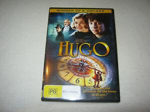 Hugo - Sacha Baron Cohen - VGC - DVD - R4