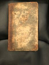 Antique Book The Whole Works of Robert Leighton  1805 Vol 4 Rev Middleton London