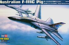 Hobbyboss 1:48 F-111 Pig Australian Aircraft Model Kit