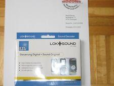 HNSCHAUEN ESU Loksound 5 Katalognr, 58412