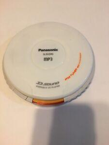 Panasonic SL-SV590 Personal Portable CD MP3 Player Tested