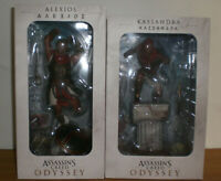 Assassins Creed Odyssey Figuren - Kassandra + Alexios - UBI ubisoft collectibles