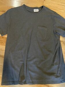 Taylor Stitch 44 XL Heavy Bag Tee Gray