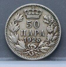 Yougoslavie - Joegoslavie - 50 para 1925 (Poissy) KM# 4