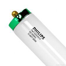 15- PHILIPS F96T12/DX Daylight Fluorescent 75 Watt F96 T12 8 Foot Light Bulbs