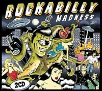 Rockabilly Madness [CD]
