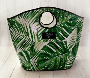 Tropicaluxe Beach Bag - extra-large, waterproof, tropical, carryall tote