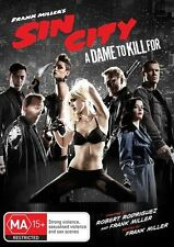 Sin City 2 - A Dame To Kill For (Dvd) Action, Crime, Thriller Mickey Rourke Film