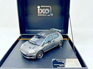 IXO Fiat Grande Punto S2000 RALLY CONDROZ 2007 INTERNATIONAL TOY FAIR 1/43 <z07>