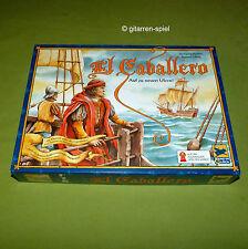 El Caballero - Auf zu neuen Ufern! ab 10 Jahren von Wolfgang Kramer 1A Top!