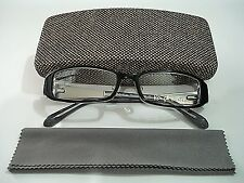 Rough Justice Trouble Maker Black Sable Eyeglasses Rx-Able Frame