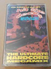 "HIT THE DECKS VOLUME TWO "" THE BATTLE OF THE DJ'S "" ULTIMATE HARDCORE CASSETTE"