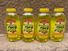 Pine-sol Lemon Fresh Multi-Surface Cleaner Kills 99.9% Germs 9.5 fl oz 4 Pack