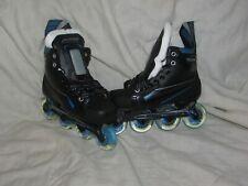 New Alkali Revel 4 Junior roller hockey skates size 4