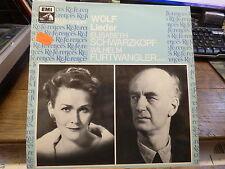 Hugo Wolf:  Lieder - Elisabeth Schwarzkopf - W. furtwängler - emi  1435491