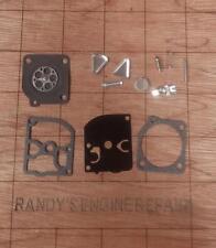 Zama C1Q-H45 C1Q-H44 C1Q-H43 Carburetor Rebuild Kit New Carb Repair RB-54