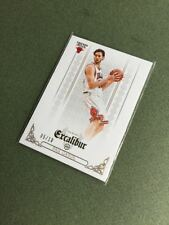 Pau Gasol 2014-15 Panini Excalibur #60 GOLD Parallel #'d 05/10 Bulls cartes NBA