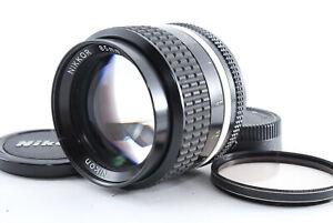 ✨☘Near MINT☘ Nikon  Ai-s Ais Nikkor 85mm f/2 Portrait MF Lens From JAPAN