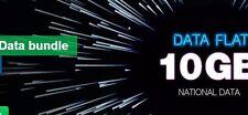 10GB Internet Flat - Lyca mobile sim -t30 Tage - Triplesim