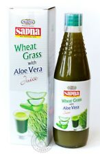 Blé Herbe avec Aloe Vera Jus 750ml