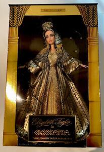 NEW 1999 Elizabeth Taylor in Cleopatra, Mattel~ First in a Series NIP RARE