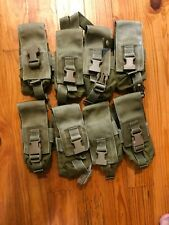 Military Surplus-500D Coyote Tan Single Smoke Grenade Molle Pouch Usmc Usn