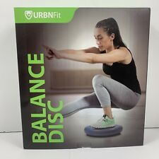 Balance Disc Urbnfit Blue Inflating Exercise Tool Core Strength Physical Therapy