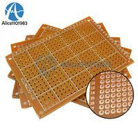 10Pcs 5x7cm DIY Bakelite Prototype Paper PCB fr4 Universal Board prototyping pcb