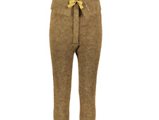 Isabel Marant Trousers Olive Green Size 10 EUR 36 BNWT RRP £545