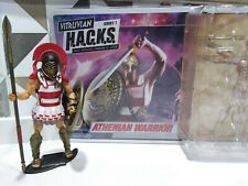 VITRUVIAN HACKS ATHENIAN WARRIOR (DEFENDER ATHENS) SERIES 1 BOSS FIGHT H.A.C.K.S