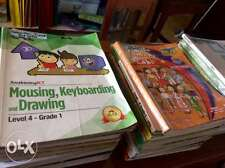 Grade-1 Textbooks, used, set or by piece