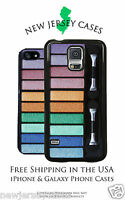 Multi-Color Eye Shadow Makeup Looks Real iPhone & Galaxy Phone Case Cover