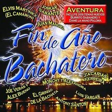 Fin De Ano Bachatero - Various Artists  Audio CD Buy 3 Get 1 Free