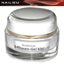 30 ML Studioline 3-in-1 Gel Clear, One Phase 1-phase Reconstruction Builder