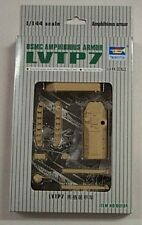 Trumpeter 1/144 Usmc Amphibious Armor Aavp7A1 Personnel Carrier Resin 104