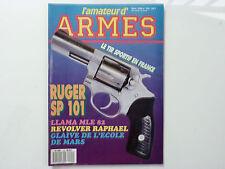 L'AMATEUR D'ARMES N° 100  / MARS 1990