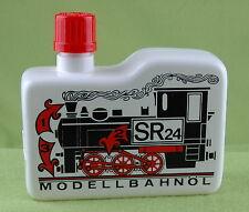 (100ml = 3,09€) Modellbahn- Reinigungs u. Dampföl SR 24     225ccm    *NEU*