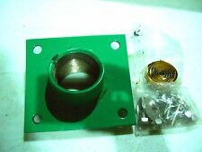 """Myers Angle Flang Water Pump 4 Bolt Holes 2-1/4"""" Threaded Insert FD20-48"""