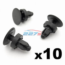 10x Windscreen Cowl / Scuttle Panel Trim Clips, Honda 91508-SR3-000