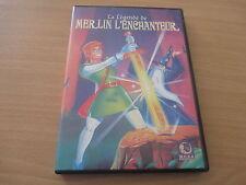 dvd la legende de merlin l'enchanteur