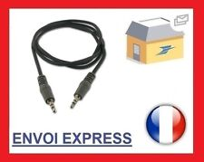 Cable Jack Auxiliaire 3,5mm pour VAUXHALL CORSA ASTRA ZAFIRA AGILA