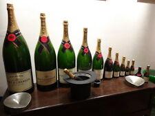 Moet & Chandon Decalage Bottiglie Champagne (Nabucodonosor/Balthazar/Salmanazar)