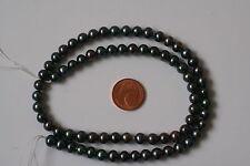Perlen SWZP(graulila, rund, 6 mm) I-0158/I