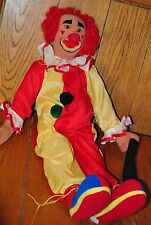 """23"""" tall Homey The D Clown Plush doll from A Living Color 1992"""