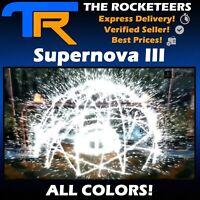 [PS4/PSN] Rocket League Every Painted SUPERNOVA III Rocket Pass Goal Explosion