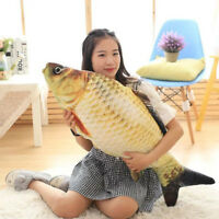 Trendy Fish Plush Toys Pillow Sofa Pillow Cushion Gift Kids Toy Christmas Gifts